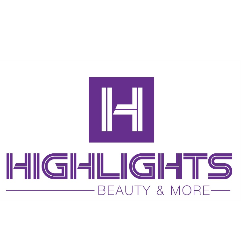 Logo bedrijf Highlights Beauty & More
