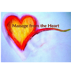 Logo bedrijf Massage from the Heart